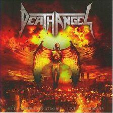 Sonic German Beatdown CD + DVD DEATH ANGEL
