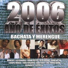 2006 Ano de Exitos: Bachata y Merengue by Various Artists (CD, Oct-2005, Univers