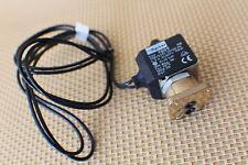 Magnetventil 3 Wege  230V Messing 10  bar Wasser  Dampf  Parkerl  '825