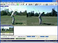 MOTIONPRO! Golf Instructors Software Burn Video Lessons