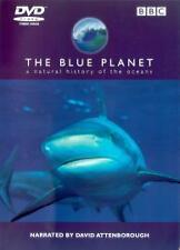 THE BLUE PLANET DVD BBC DOCUMENTARY ATTENBOROUGH