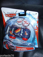 Disney Pixar Cars 2 HYDRO WHEELS MAX SCHNELL