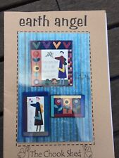 THE CHOOK SHED - Earth Angel - Pattern