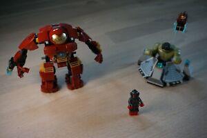 LEGO Marvel Super Heroes Hulkbuster - 76031 mit Originalanleitung