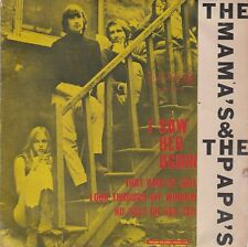 The Mamas & The Papas I Saw Here Again 7, EP RCA Victor - DCD-4003 Brazil 196...