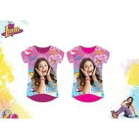 Camiseta niño Soy Luna 4 a la 12 años, camiseta Disney soy Luna