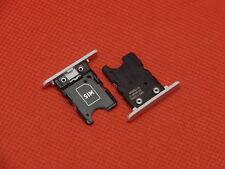 ORIGINALE Nokia Lumia 1020 supporto carte SIM Tray Holder Slot Adattatore Bianco