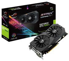 ASUS GEFORCE GTX 1050 Ti 4 Go Strix Edition Boost Carte graphique