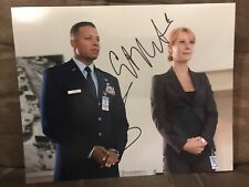 Gwyneth Paltrow and Terrence Howard Autograph 8x10 Signed Photo w/ COA Iron Man