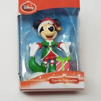 DISNEY MICKEY MOUSE FIGURINE COLLECTIBLES RARE NIB