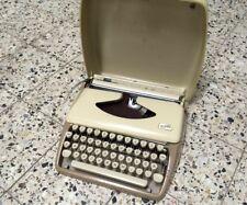 Schreibmaschine, Adler Tippa mit Deckel, 60er Jahre