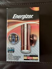 Energizer - Dual Illumination Wall Light - Indoor & Outdoor Use