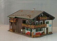 Vintage Plastic HO Building - Kibri H330 Alpine Farmhouse (B28)