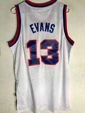 Adidas Swingman NBA Jersey Sacramento Kings Tyreke Evans White HWC sz M