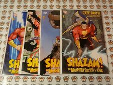 Shazam The Monster Society of Evil (2007) DC - #1,#2,#3,#4, Comp. Series, NM-