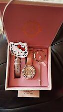 Montre Hello Kitty by Victoria Couture en coffret, authentique