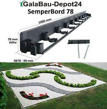 beet rasenkanten aus kunststoff g nstig kaufen ebay. Black Bedroom Furniture Sets. Home Design Ideas