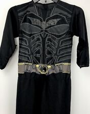 Batman The Dark Knight Action Youth Costume No Mask Suit Only