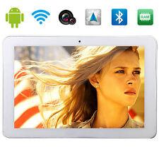 """M66 10.1 """"tablet android 4.4 3g telefono gps, wifi,  rom 16g dual sim WHITE"""