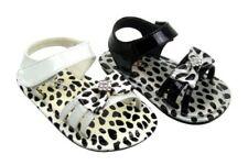 Calzado de niña sandalias de piel sintética