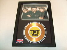 DEPECHE MODE  SIGNED  GOLD CD  DISC  91