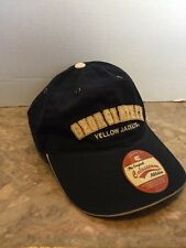 NEW Georgia Tech Yellow Jackets Buckle Back Hat Cap Navy COLOSSEUM ATHLETICS