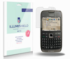 iLLumiShield Matte Screen Protector w Anti-Glare/Print 3x for Nokia E73 Mode