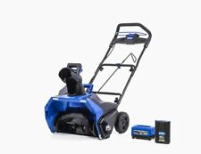 Kobalt 40-Volt Max 20-in Single-Stage Cordless Electric Snow Blower 6 Ah