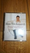 Alan Titchmarsh Trowel and Error (Cassette Tape Audiobook) New & Sealed