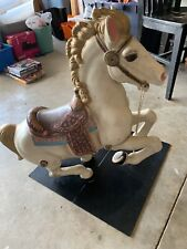 1970 Vintage Blazon Flexible Flyer Spring Rocking Riding Horse - Horse Only -