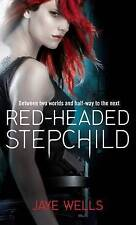 Red-Headed Stepchild: Sabina Kane: Book 1, By Jaye Wells,in Used but Acceptable