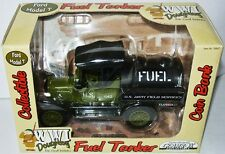 Gearbox - FORD MODEL T WWI DOUGHBOY * FUEL TANKER * - ca 1:24 coin bank