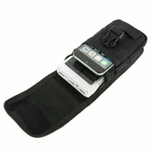 Universal Tactical Cell Phone Belt Pack Bag Molle Waist Military Pouch Holster