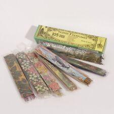 El comercio justo Indio Palitos De Incienso Selección Pack-Siete Fragancias - 105 palos
