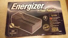 Energizer ER-HM650  Power Surge Protection System(Computer Emergency Power)Black