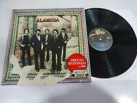 """Alameda Alameda Flamenco Español 1979 - LP Vinilo 12"""" G+/VG"""