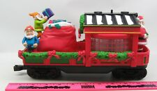 Lionel ~ Holiday Tradition Express Work Caboose ~ prototype