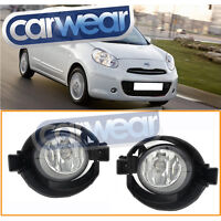 FOG LIGHTS ASSEMBLY FOR NISSAN MICRA ST ST-L TI 10-14