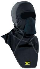 Klim Arctic Balaclava Black Snow Snowmobile Windstopper Face Mask