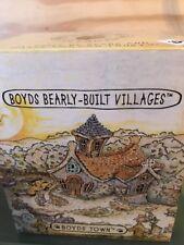 Boyd's Bears Bearly Built Villages Martha's Bearly Bloom'n Flower Shop