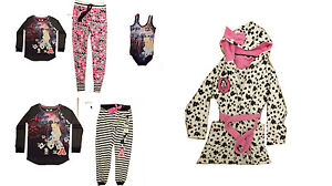 Primark Alice in Wonderland pyjama set or robe UK 6/8 or 10/12 BNWT free UK post