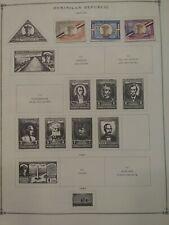 Dominican Republic Stamps 1901-1958 Reg, Postal Tax & Air Post