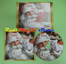 CD CANTI DI NATALE compilation 2002 LITTLE SWEET BAND(C22) no mc lp