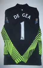 David De Gea Manchester United 2011 Goalkeeper Long Sleeve Spain National Nike