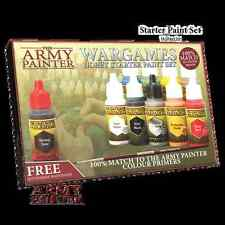 The Army Painter BNIB Warpaints Starter Paint Set APWP8020