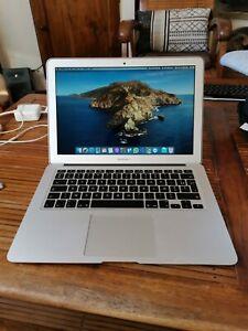 Macbook Air 2013 13 pouces SSD 128 Go Azerty