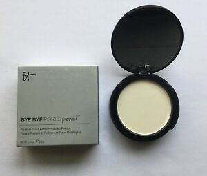IT COSMETICS BYE BYE PORES PRESSED POWDER FINISHING FACE POWDER - UK
