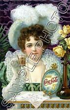 1895 Coca Cola Poster Coke Atlanta