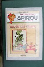 MOUVET Les trésors de Spirou 1938 - 1968 Age d'or eo 1998