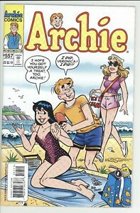 Archie 557 - Risque Cover - what is going on here?